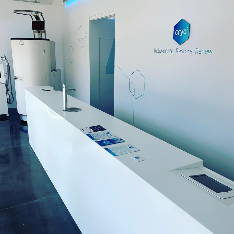 cryotherapy franchise in Australia
