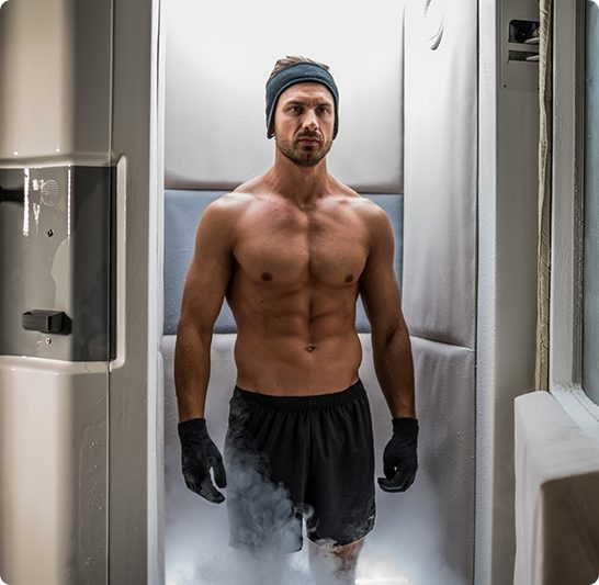 CRYOTHERAPY For Injury Recovery